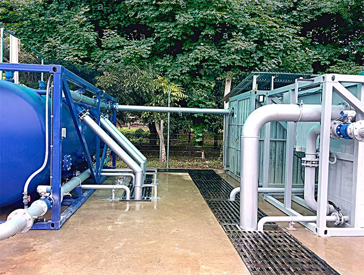 BIDATEK WATER SOLUTIONS diseña y fabrica dos potabilizadoras modulares compactas para Perú
