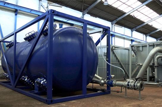 Soluciones a medida para tratamiento de agua Bidatek