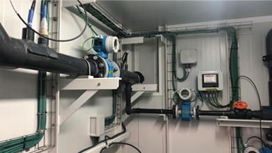 Plantas de tratamiento de aguas residuales contenerizadas equipadas con tecnología MBR